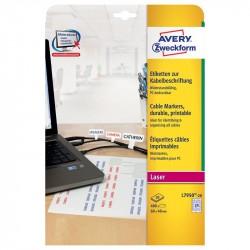 Kabeļu marķējamās etiķetes, Avery Zweckform