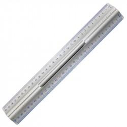 Alumīnija lineāls ar rokturi, Wedo