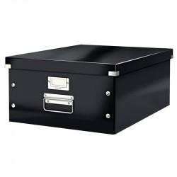 Uzglabāšanas kaste Click & Store Large, Leitz
