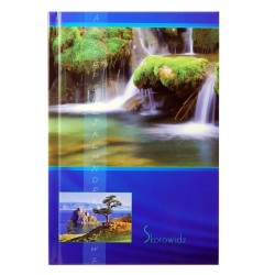 Adrešu grāmata A6, Kreska