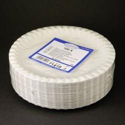 Papīra šķīvji ∅18 cm 100 gab., Wimex