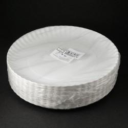 Papīra šķīvji ∅23 cm 100 gab., Wimex