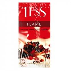 Zāļu tēja Flame, Tess