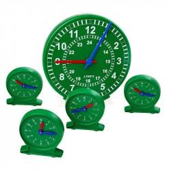 Komplekts pulksteņa iepazīšanai, Linex