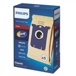 Putekļusūcēja maisi Classic, Philips