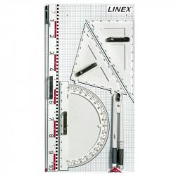 Magnētiskās tāfeles piederumu komplekts BBM-S, Linex