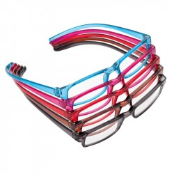Brilles lasīšanai Loop, Wedo