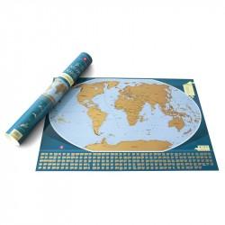 Kasāmkarte Pasaule 1:50 000 000, Jāņa Sēta