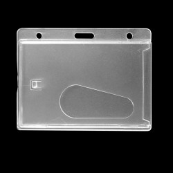 ID kartes turētājs Single 91 x 68 mm horizontāli, 3L Office