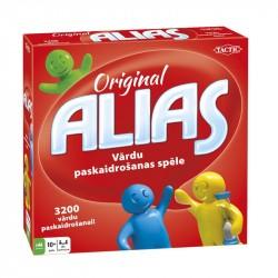 Spēle Alias, Tactic