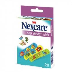 Plāksteri Nexcare Soft Design Kids, 3M