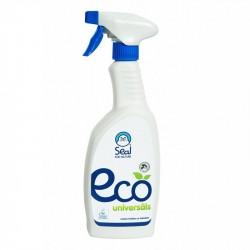 Universāls tīrīšanas līdzeklis Eco, Spodrība