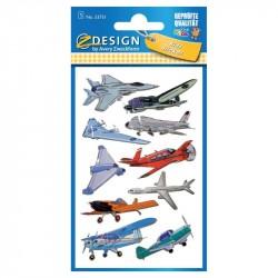 Uzlīmes 53751 (lidmašīnas), Avery Zweckform