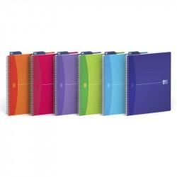 Koledžbloks My Colors Notebook A5, Oxford