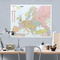 Eiropas politiskā sienas karte, Jāņa Sēta