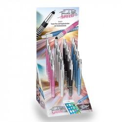 Lodīšu pildspalva Touch Pen SPEED 2-in-1, Wedo