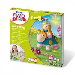 Fimo Kids komplekts Form&Play Fairy Bug, Staedtler