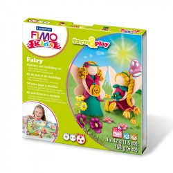 Fimo Kids komplekts Form&Play Fairy, Staedtler