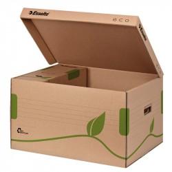 Konteiners arhīva kastēm Eco FSC® 80/100 atverams no augšas, Esselte