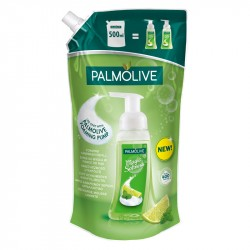 Putu ziepes Palmolive Lime & Mint (uzpilde), Colgate-Palmolive