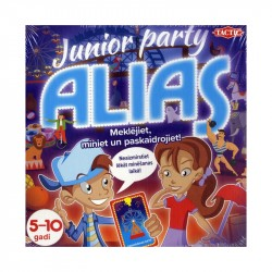 Spēle Party Alias Junior, Tactic
