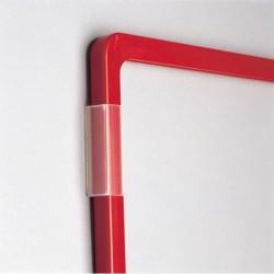 Pašlīmējoša skava rāmju nostiprināšanai pie sienas, HL Display