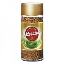 Šķīstošā kafija Merrild Hazelnut, Douwe Egberts