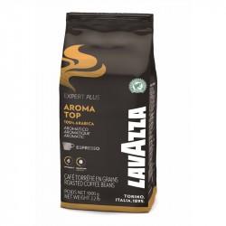 Kafijas pupiņas Lavazza Aroma top