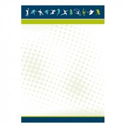 Papīrs diplomiem Sports, Galeria Papieru