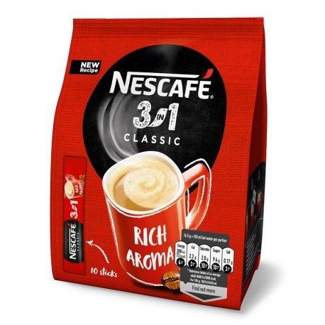 Kafijas dzēriens Nescafe 3in1