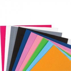 Gofrēts papīrs A4 10 krāsas 160 g/m², Centrum
