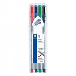 Staedtler flomāsterveida pildspalva Fineliner