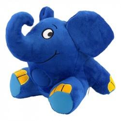 Plīša rotaļlieta ar naktsgaismu Elefant, Ansmann