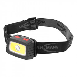 Galvas lukturis HD200B, Ansmann