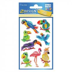 Uzlīmes 57290 (papagaiļi), Avery Zweckform