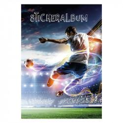 Uzlīmju albums Futbols