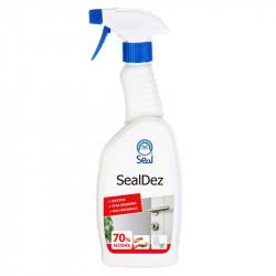 Dezinfekcijas līdzeklis Seal Dez 750 ml, Spodrība