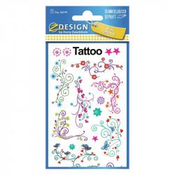 Uzlīmes tetovējumi 56749 (ornamenti), Avery Zweckform