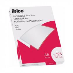 Laminēšanas plēve A5 125 mic. 100 gab., Ibico