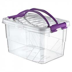 Uzglabāšanas kaste ar rokturiem MultiBox 13 l