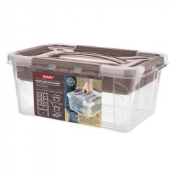 Uzglabāšanas kaste ar ieliktni Grand Box,  Econova