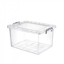 Uzglabāšanas kaste Clear Box