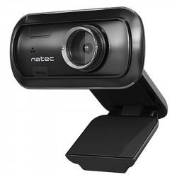 Vebkamera Natec Full HD Manual focus