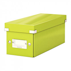 Uzglabāšanas kaste CD Click & Store, Leitz