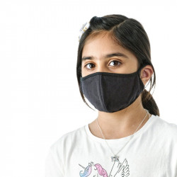 Mazgājamas bērnu sejas maskas Uni 5 gab.