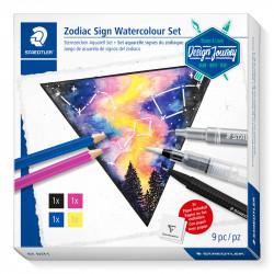 Komplekts Design Journey Trend Set Zodiac Signs, Staedtler