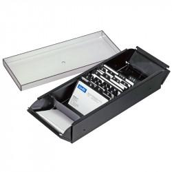 Vizītkaršu kaste, Bantex