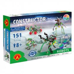Konstruktors Robots (4 in 1), Alexander