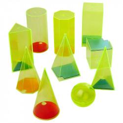 Ģeometriskās formas, Linex