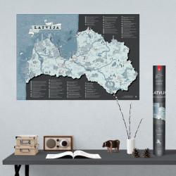 Kasāmkarte Latvija. Vis-vis-vietas, Jāņa Sēta